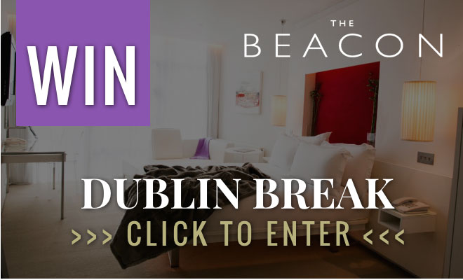 Win a Summer Sleepover in Dublin