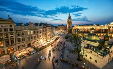 Krakow Stag Do Packages