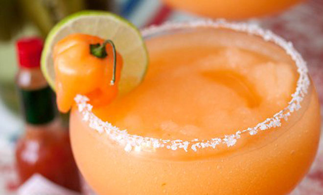Cajun Margaritas Cocktail Recipe