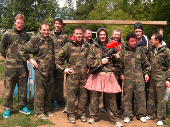 Kilkenny Paintball