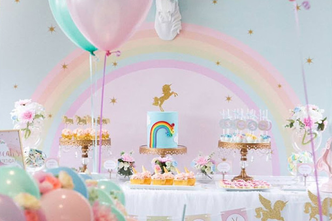 Unicorn Hen Party Theme Ideas