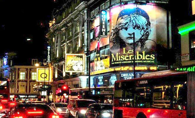 London Musicals For Your Hen Party