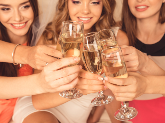 Prosecco & Finger Food Dublin Hen Party Package