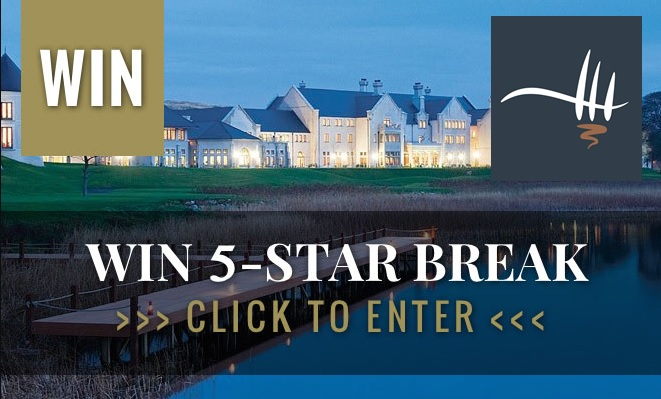 Win a Luxury Five Star Escape for Two