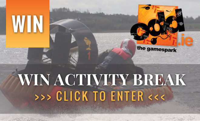 Win An Out-Doors & Dirty Activity Break for Two