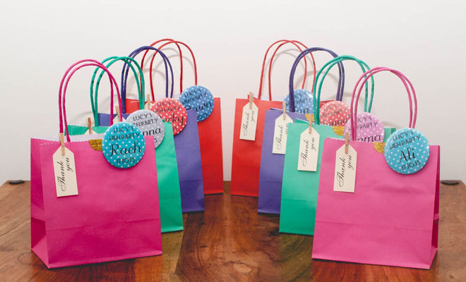 Gift Bag Hen Party Inspiration Henorstag