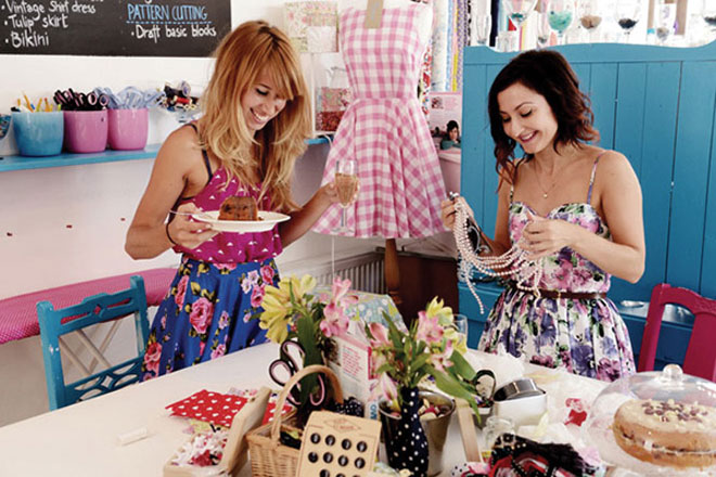 9 Fun and Crafty Hen Party Ideas