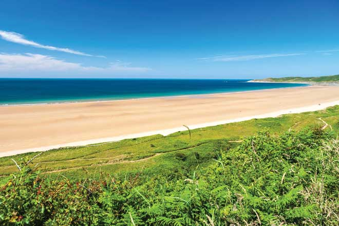 Woolacombe Hen Party Guide