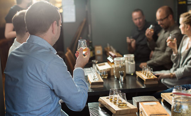 Whiskey Tasting Stag Do Ideas in Ireland