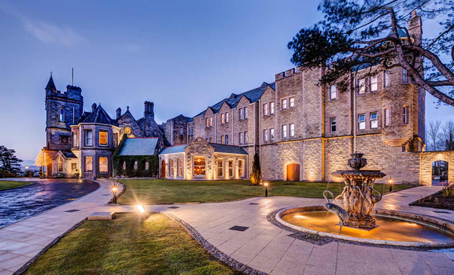 Five Star Hen Party Hotels in Northern Ireland