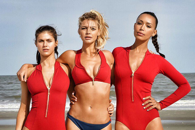 Baywatch Hen Party Theme