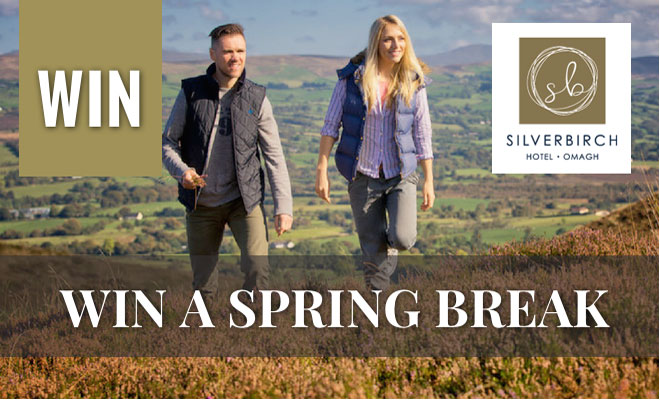 Win a Break for Two at Silverbirch Hotel